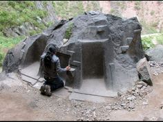 Peru's Ancient Cave Of Dangerous Energies - YouTube
