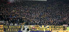 AEK Athens Fans