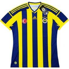 d3ffb78d9 2014-15 Fenerbahce Home Shirt  BNIB  Vintage Football Shirts