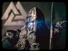 Odin by thecasperart on DeviantArt