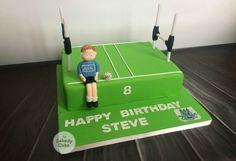 Happy Birthday Steve, Sport Cakes, Toy Chest, Storage Chest, Toys, Sports, Home Decor, Activity Toys, Hs Sports