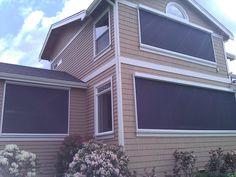 Decor, Outdoor Decor, Solar, Garage Doors, Solar Screens, Home Decor, Doors
