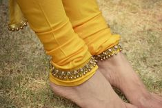 Traditional version of the Anklet