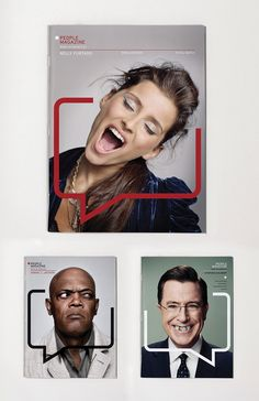People Magazine Redesign on Behance