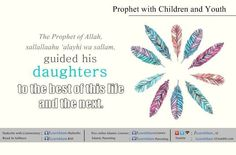 """Guidance for the Best of this Life & the Next 'Ali narrated: """"Faatimah complained about the effect on her hands from using the mill, so she came to the Prophet of Allah, sallallaahu 'alayhi wa. Islamic Studies, Learn Islam, Deen, Soul Food, Kids And Parenting, Patience, Muslim, Allah, Youth"""