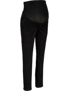 Maternity Full-Panel Skinny Jeans | Old Navy $14.97