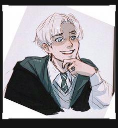 Arte Do Harry Potter, Harry Potter Artwork, Harry Potter Draco Malfoy, Harry Potter Spells, Harry Potter Drawings, Harry Potter Anime, Harry Potter Pictures, Harry Potter Wallpaper, Harry Potter Cast