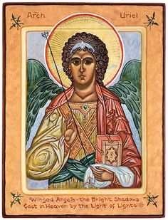 Uriel Archangel features prominently in the deuterocanonical book Tobit (initially accepted by both the Jewish and Christian canons, but removed from the ...