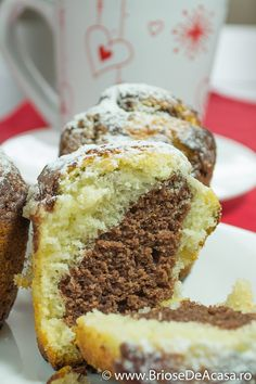 Sweet Bread, Biscotti, Muffins, Homemade, Breakfast, Desserts, Food, Sweet Treats, Jacket