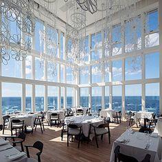 Fogo Island Inn - 10 Best Summer Hotels on the Water - Coastal Living