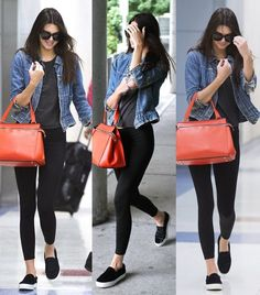 Kendal Jenner Denim jacket