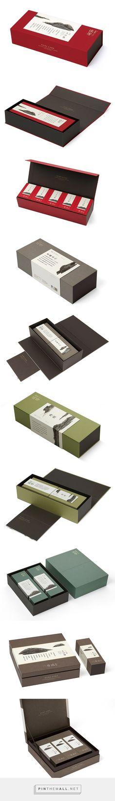 WUYI RUIFANG TEA #packaging PD