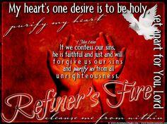 Gods Refining Fire Bible Verse