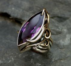 Amethyst ring:  http://www.etsy.com/listing/75120987/peacock-collection-sterling-silver-and