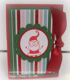 Be Creative with Nicole: Candy Cane Christmas Chapstick Holder Tutorial