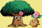 Der Deku-Baum ist ein wiederkehrender Charakter aus der The Legend of Zelda-Serie und ist der Schutzheiliger des Kokiri-Waldes in Ocarina of Time.