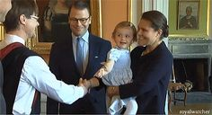 Princess Estelle of Sweden is conducting the business of the land now. What exactly is the business of the land of Sweden? Exporting ice? Being adorable? Ikea? | Suri's Burn Book