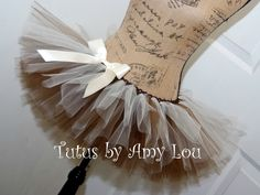 Deer Costume Brown & Ivory Hot Chocolate Mud Run Race Running Tutu; Adult Women; Tutus by Amy Lou by TutusByAmyLou on Etsy https://www.etsy.com/listing/181286844/deer-costume-brown-ivory-hot-chocolate