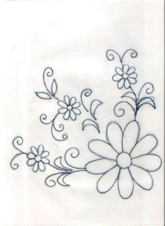 Drawings to embroider or paint tablecloths- Dibujos para bordar o pintar manteles Drawings to embroider or paint tablecloths - Mexican Embroidery, Crewel Embroidery, Hand Embroidery Patterns, Ribbon Embroidery, Beading Patterns, Cross Stitch Embroidery, Flower Patterns, Machine Embroidery, Simple Embroidery