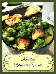 Brussels Sprouts recipe! Super simple and oh so delicious! #Recipe