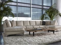 American Leather : Kendall Sofa