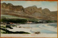 Camps Bay, about 1905