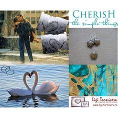 Cherish the simple things by ligi-tarniceru on Polyvore
