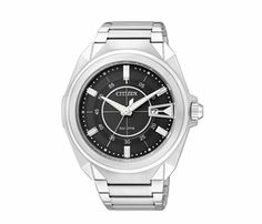 CITIZEN / Reloj Caballero Eco-Drive 60074 Plat