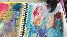 Visual Journal-Part One Video Tutorials, Journal, Make It Yourself, Facebook