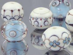 Meagan Lily Lampwork Beads, New work Oct 2014  |  https://www.pinterest.com/meaganlilylampw/my-lampwork-beads/