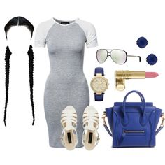 Untitled #705 by lolo-folarin-doe on Polyvore featuring Club L, Forever New, Michael Kors, Kate Spade and Elizabeth Arden