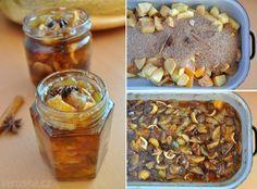 Pečený čaj: Úžasne vonia, skvele chutí a je domáci, ako od babičky Jam Recipes, Quick Recipes, Dessert Recipes, Healthy Recipes, Desserts, Christmas Cooking, Dried Fruit, Smoothies, Breakfast Recipes