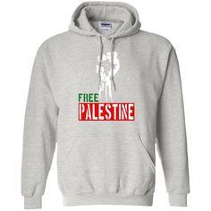 free palestine G185 Gildan Pullover Hoodie 8 oz.