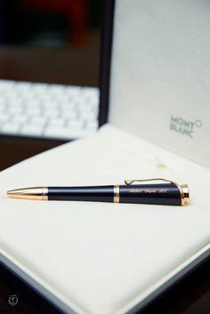 #montblanc #pen #luxury #luxurypen #limitededition #limitededitionpen #montblanclimitededition #geek #writer #collector #pencollector #write #work