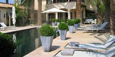 Hotel Pastis, Saint Tropez, France