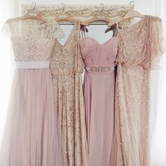 Just unwrapped the most gorgeous bridesmaid dresses thanks to @bhldn - can see these worn long after the big day or even as an understated wedding gown! @liketoknow.it www.liketk.it/1uvN2 Nervous countdown begins ☺️#weddingwednesday