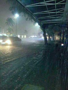 FALANDO DE VIDA!!: A chuva em cabo frio!!