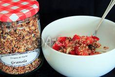 Terapia do Tacho: Granola caseira V1.0 (Home made granola V1.0)
