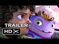 Home - Dreamworks 2015 Animated Movie (Jim Parsons, Rihanna)