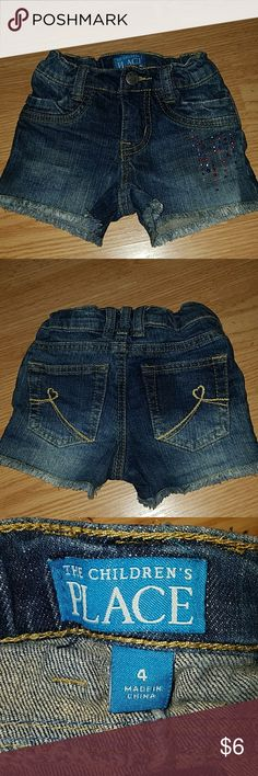 Girls shorts Children's Place Children's Place Bottoms Jeans