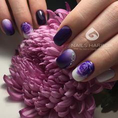 Nails Harbor by Galina Oryabinskaya