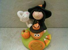 Trick or Treat - Halloween Scene