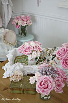 Beautiful English roses
