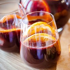 The refreshing combination of fresh fruit, wine and fizzy soda is the perfect beverage for summertime entertaining. Before you grill your food,...