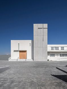 Royal Monastery of Santa Catalina de Siena by Hernandez Arquitectos.