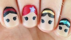 No one's ever too old for the magic that is Disney! Themanicures belowused our favorite characters and movies to make some seriously stunning nail designs. So, indulge your inner child and …