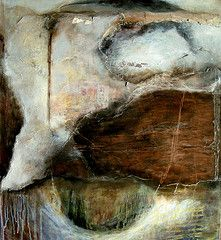 no title (jeane myers) Tags: abstract collage painting mixed media oil jeane…