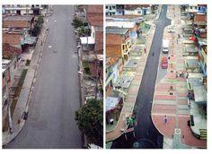 Redesenho urbano pode combater a violência nas vias. | +ArchCultura®