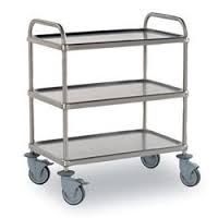 Image result for trolleys for kitchen