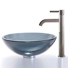 bathroom sink & faucet | RV: Residential Vehicle | Pinterest ...